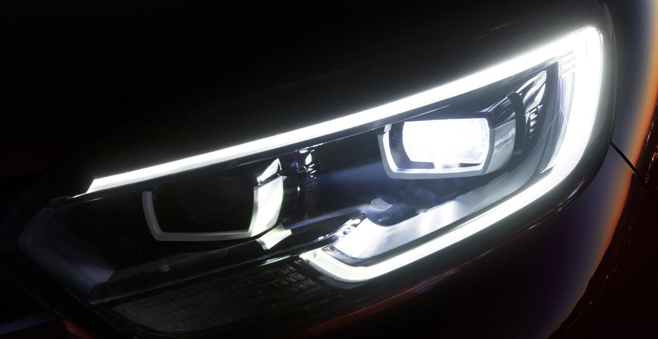 Achten Sie auf Ihr Fahrzeug (Leuchten)
