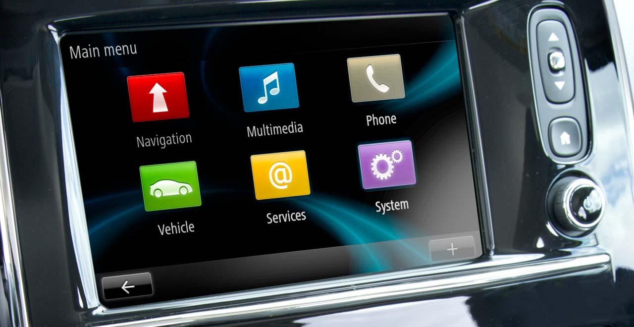 Nehmen Sie Ihr Multimediagerät in die Hand