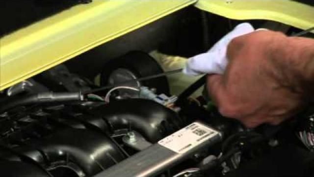 TWINGO : Trappe accès moteur
