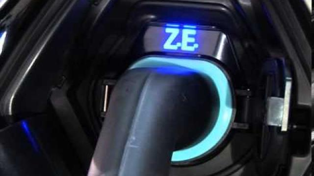 ZOE : Charge véhicule