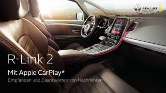 R-LINK 2 MIT APPLE CARPLAY