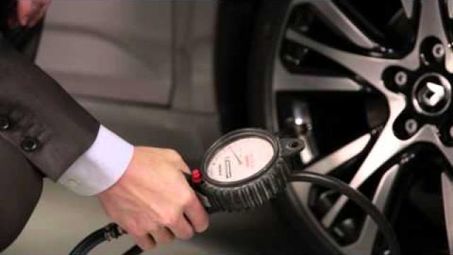 Automatisches Reifendruckkontrollsystem